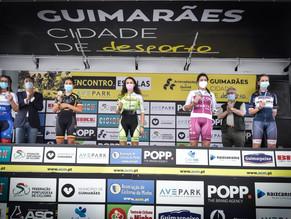 Bruna Goncalves da ADRT Tondela vence em Guimarães.