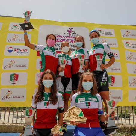 Penalva do Castelo decidiu as campeãs da Taça de Portugal de Ciclismo Feminino