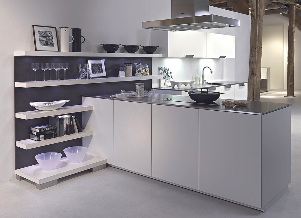 White Kitchen Cabinets Kenya