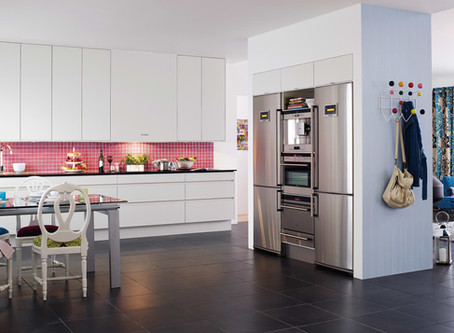 Freestanding Vs. Built-in Kitchen Appliances
