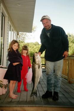 Striper Fishing ?