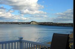 Jamestown and Newport Bridges