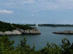 View of Newport