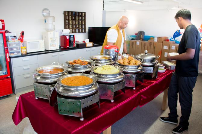 馬友友印度廚房-外燴服務(公司聚會活動)