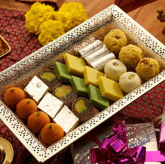 INDIAN SWEETS 印度甜點