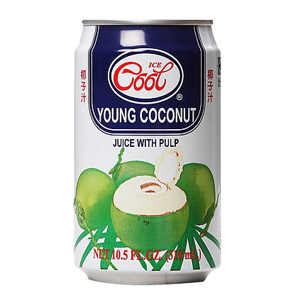 Coconut Juice 椰子汁