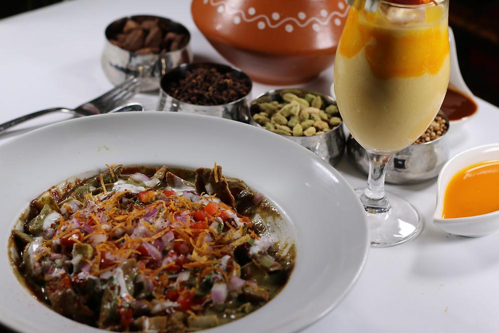 Veg & Non veg Indian food Taichung