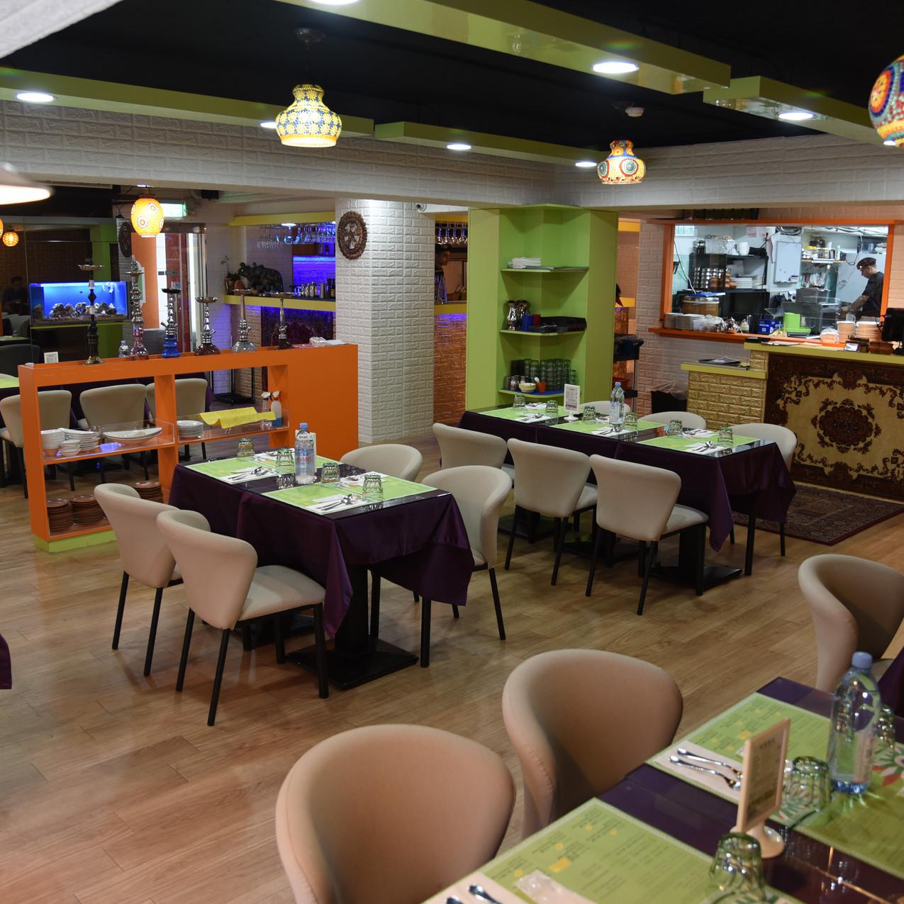 用餐環境Environment