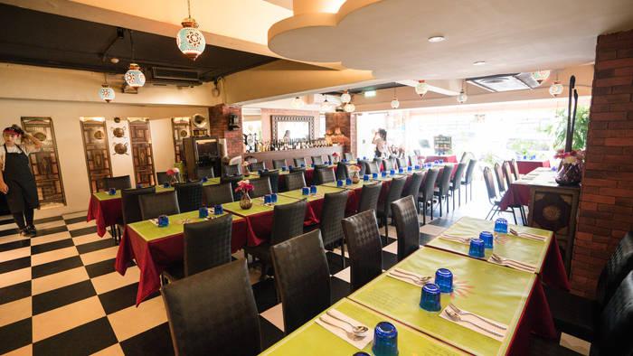 Mayur Indian Kitchen Restaurant & Bar, MIK-2