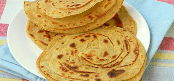 Whole Wheat Paratha 全麥印度麵餅 1pc.