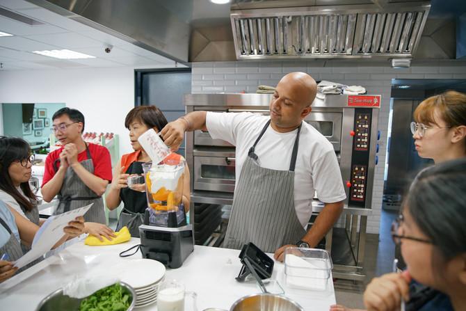 馬友友印度廚房-印度料理教室