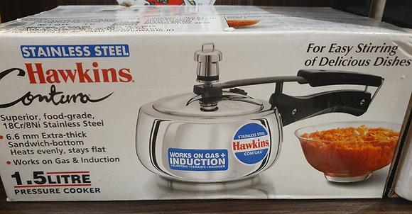 Indian pressure cooker Hawkins印度壓力鍋 1.5 Ltr.