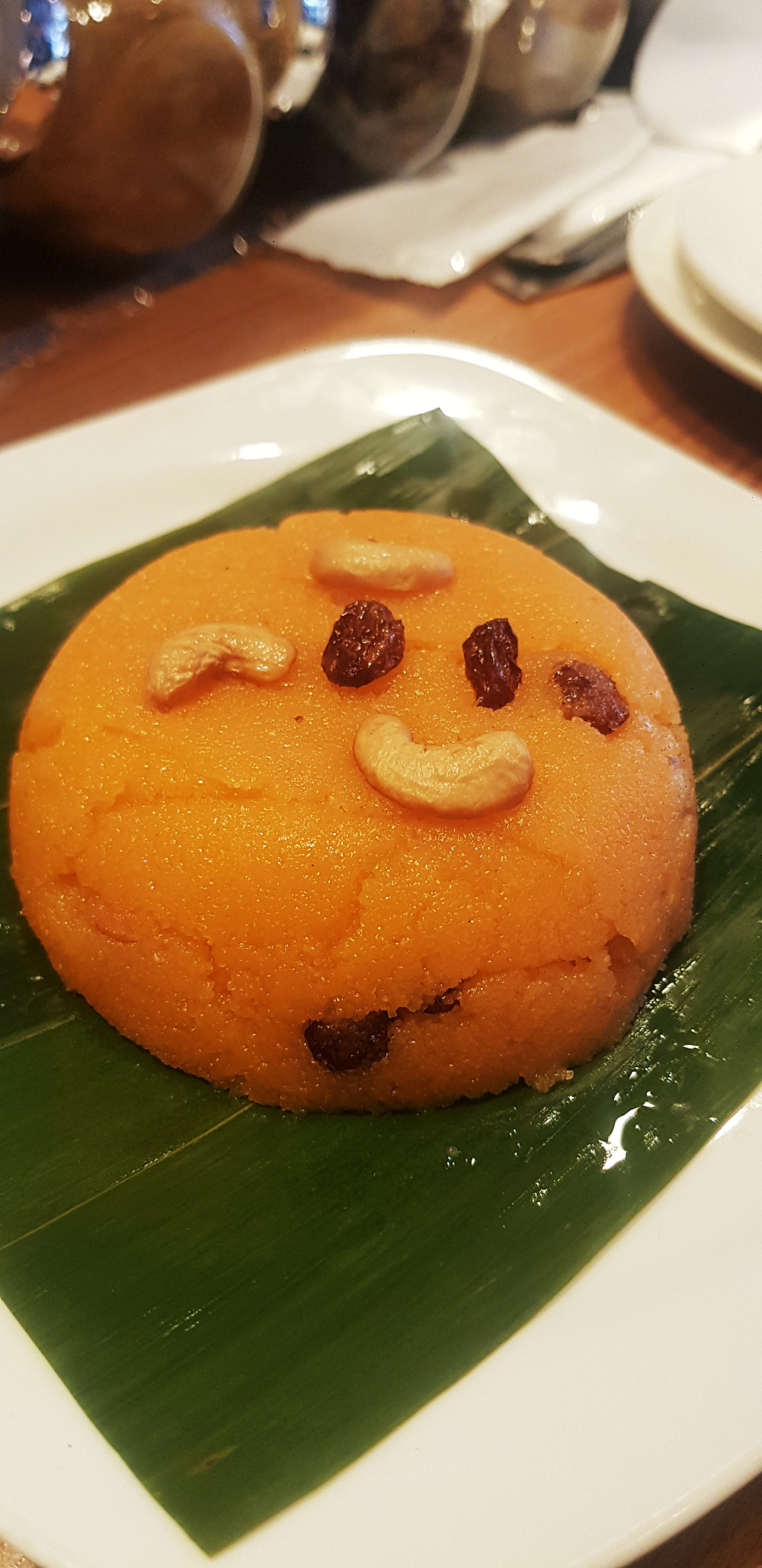 The newest South Indian Veg. restaurant of MIK in Taipei