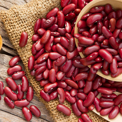 Red Kidney Beans (राजमा) 腰豆 500gm.