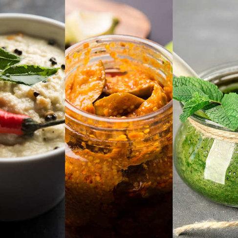 SALTY FOOD, SAUCE & PICKLE  鹹食、醬、泡菜