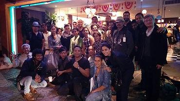 Bollywood Stars in Taipei