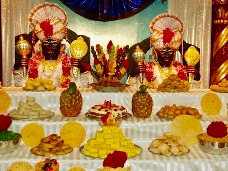 Indian festival - Govardhan Pooja