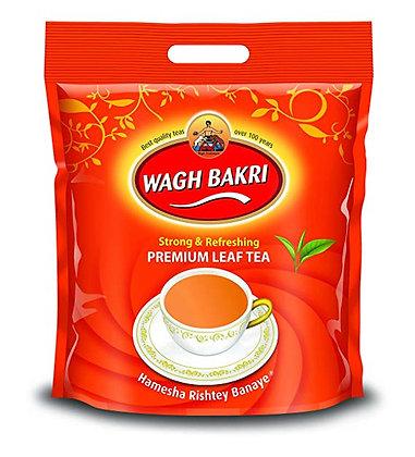 Waagh bakri tea 印度茶 250gm.