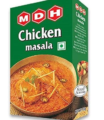MDH Chicken Masala 印度香料粉(煮雞肉用) IGS-001 100gm.