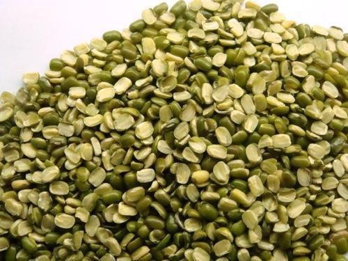 Mung chilka(green&white) 開邊綠豆 500gm