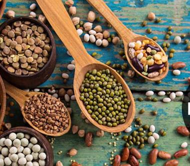 FLOUR, RICE & PULSES 麵粉、米、豆子