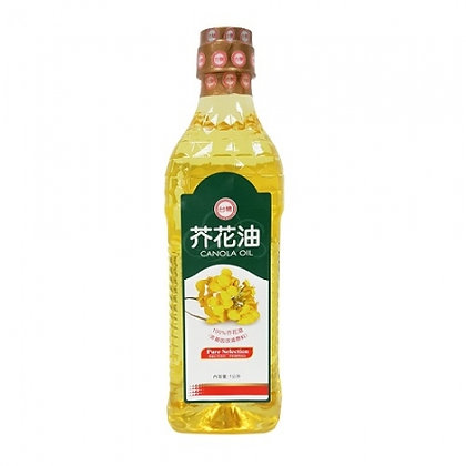 Canola oil 1L 芥花油