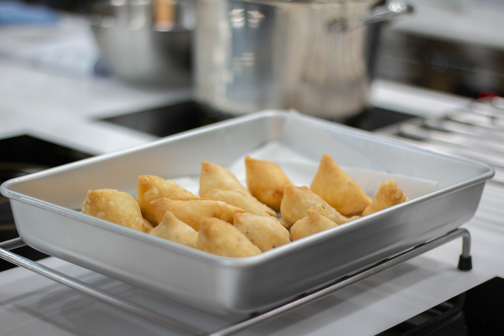 Indian food at Mayur indian kitchen