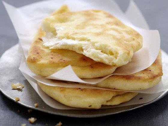 芝司餡烤餅(全素) Cheese Naan