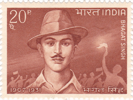 Shaheed Bhagat singh | 巴格特·辛格