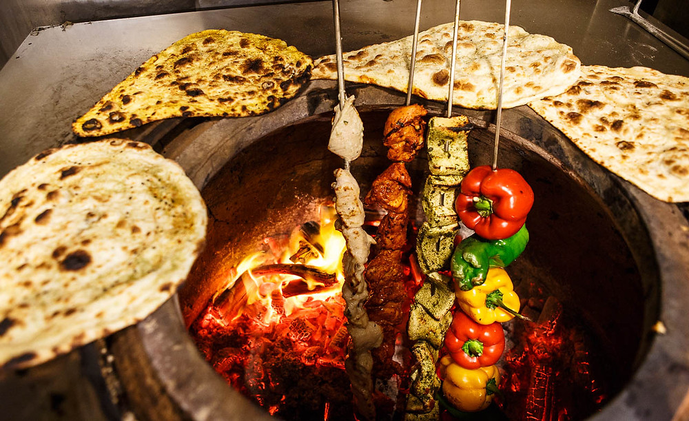 Tandoori and Vegetarian options all are available at MIK