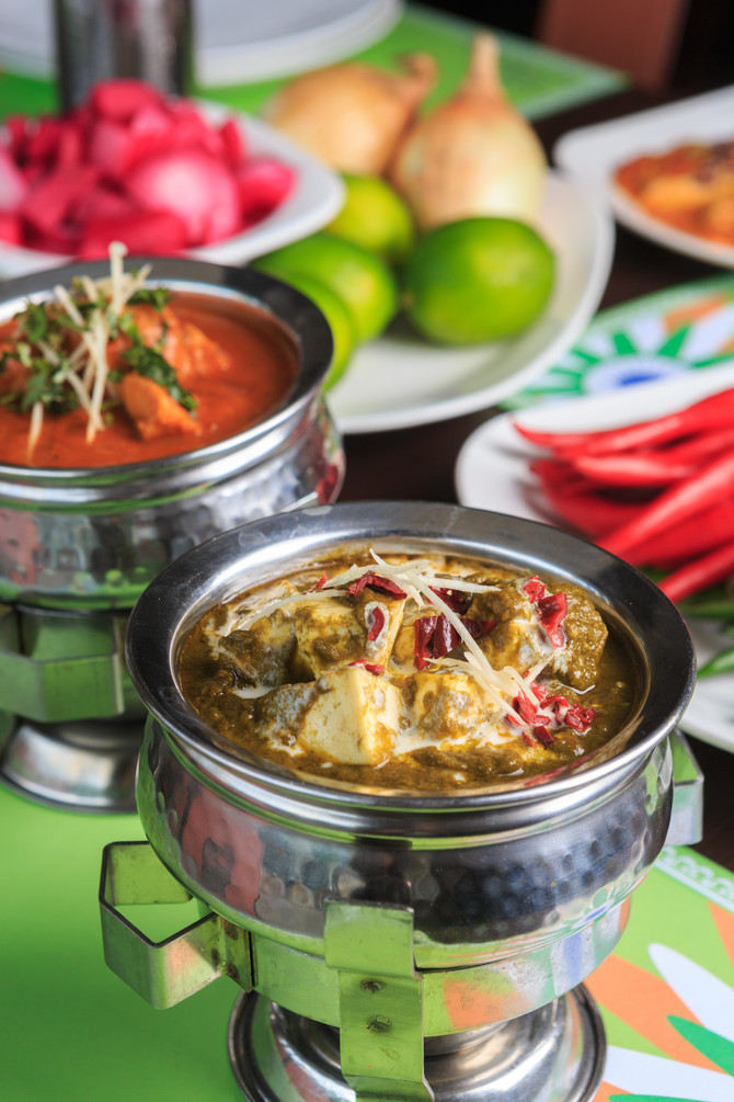 Mayur Indian Kitchen ~ It's an unforgettable Indian experience