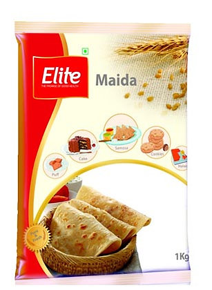 Indian Maida white flour (मैदा) 印度麵粉 500 gm.