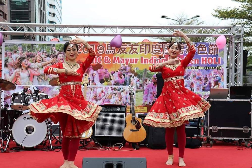 Mela Tsai group performance