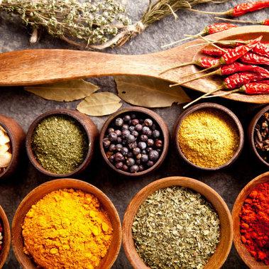 GROUND SPICES 印度香料粉