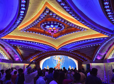 Durga Pooja | 杜嘉菩薩節