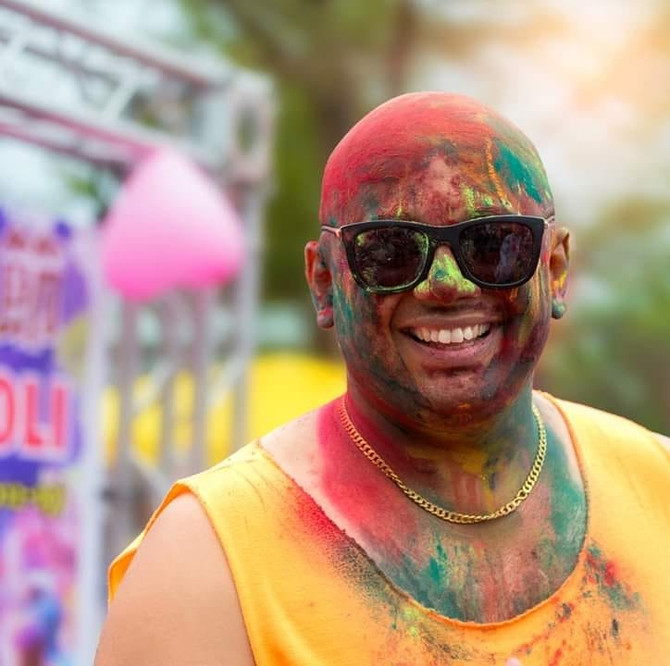 Indians in Taipei, Taiwan | 感謝您對印度春節好麗節的關注和參與 Thanks for attending an Indian Spring festival Holi!