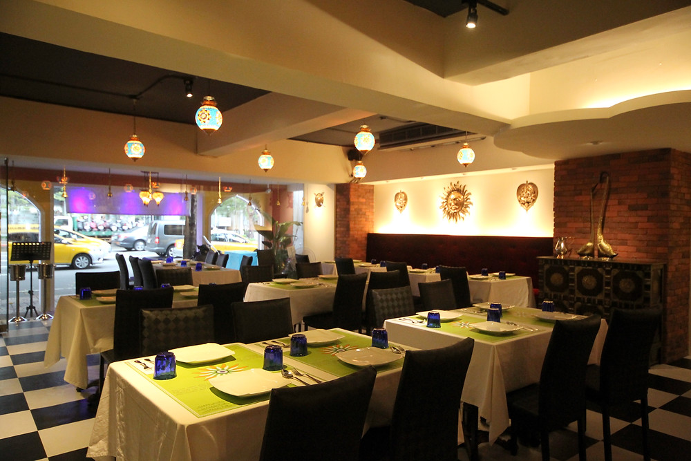 Restaurant, Mayur Indian Kitchen, MIK-2