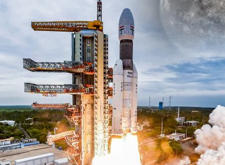Chandrayaan-2 - 印度的第二次月球探測任務 - 十億個夢想登月!