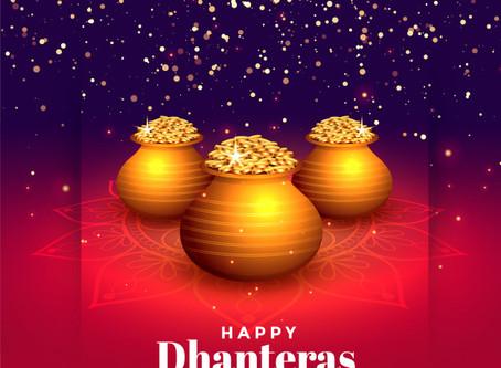 Indian festival – Dhanteras | 財神節