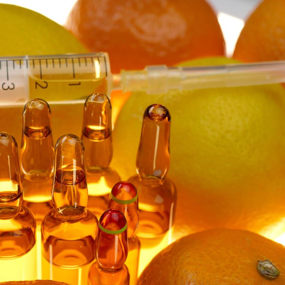 Vitamin C-Infusion