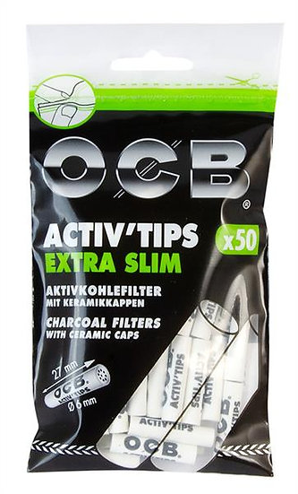 OCB Activ Tips