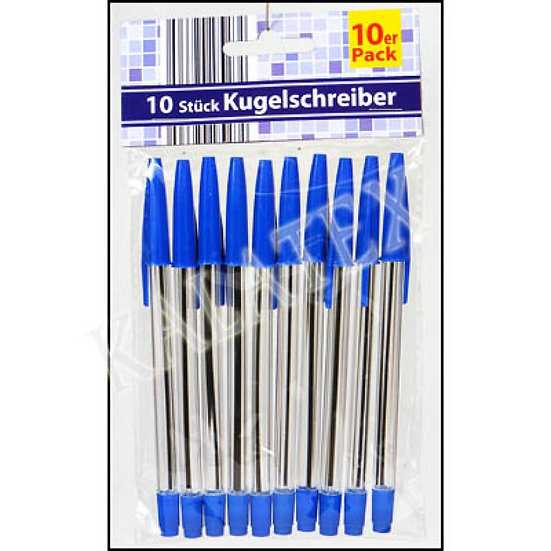 4x10 Kugelschreiber