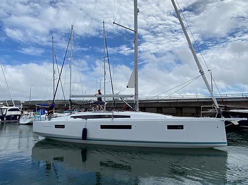 Sun Odyssey 410 2021 model