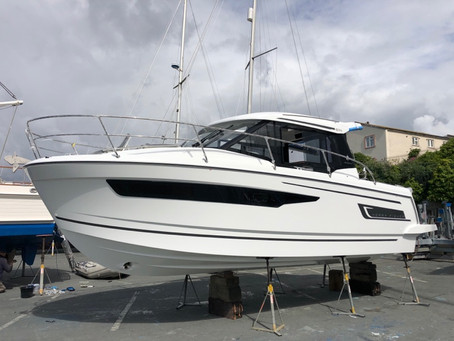 New Merry Fisher 895 Off Shore unveiling
