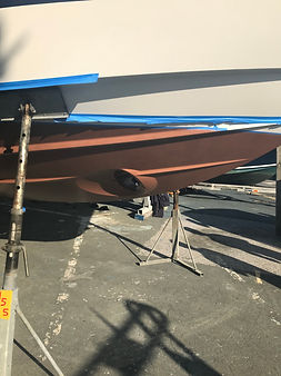 Atlantic Yachts Jeanneau services copper