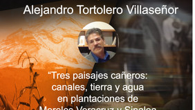 Conferencia magistral de Alejandro Tortolero Villaseñor (UAM-I)