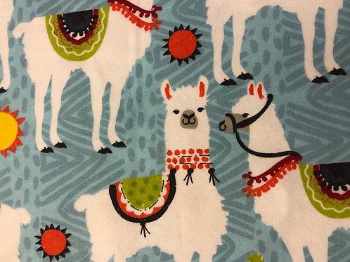 Therapeutic Wrap - Bright Llamas