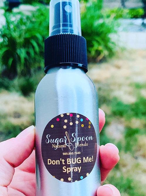 Don't Bug Me! Spray (3oz)