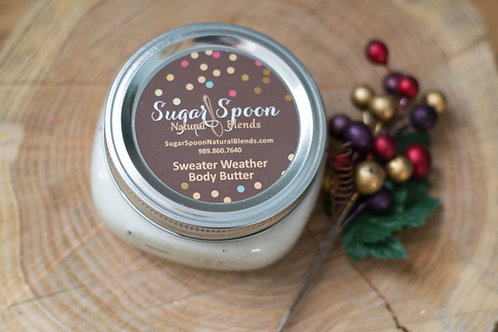 Sweater Weather Body Butter