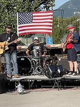 Band and Flag.HEIC